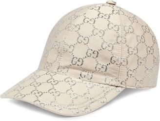 Gucci GG jacquard-woven baseball cap