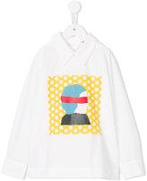 Marni Mini Me print shirt
