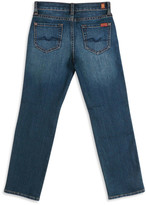 7 For All Mankind Standard Vintage Straight Leg Jean (Big Boys)