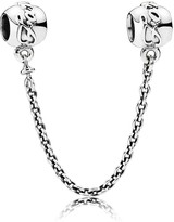 Pandora Safety Chain - Sterling Silver Family Ties
