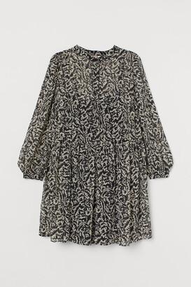 H&M H&M+ Wide-cut Dress