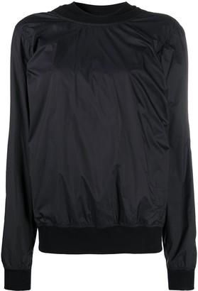 Rick Owens Backwards Zipped Jacket