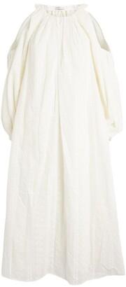 REJINA PYO Carmen Cold-Shoulder Dress