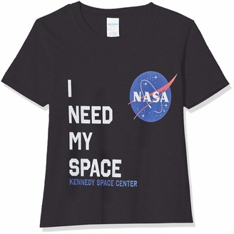 Brands In Limited Girl's NASA I Need My Space T-Shirt