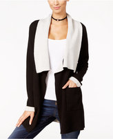 INC International Concepts Reversible Open-Front Cardigan, Only at Macy's