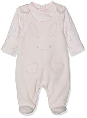Chicco Baby Completo Body Lunghe Con Tutina Senza Maniche Footies,(Size: 0)