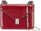 Valentino Garavani Valentino panther shoulder bag - women - Leather - One Size