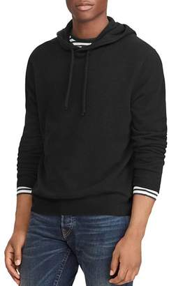 Polo Ralph Lauren Washable-Cashmere Hooded Sweater