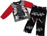 Disney Star Wars Boys' Lego, Darth Vader, and Stormtrooper Pajama Set