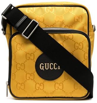 Gucci logo-patch GG messenger bag