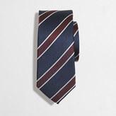 J.Crew Factory Boys' striped silk tie