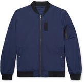 Club Monaco MA1 Stretch-Nylon Ripstop Bomber Jacket