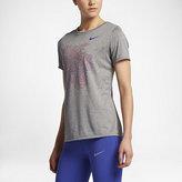 """Nike Dry Runs This"""" Women's Running T-Shirt"""