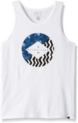 Quiksilver Young Men's Vert Times Tank T-Shirt