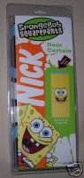 Nickelodeon Spongebob Squarepants Door Curtain