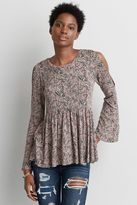 American Eagle Outfitters AE Soft & Sexy Babydoll T-Shirt