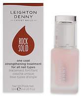 Leighton Denny Rock Solid Nail Strengthening Treatment & Base Coat 12ml