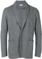 Tomas Maier blazer cut cardigan - men - Polyamide/Polyester/Viscose/Wool - L