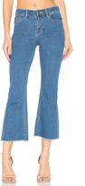 Amuse Society Coastline High Waist Flare Jean