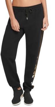 DKNY Logo Jogger Pants