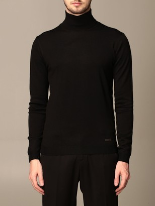 Alessandro Dell'Acqua Turtleneck In Wool Blend