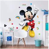 Mickey Mouse Clubhouse Walltastic Mickey Mouse Large Character Sticker Set
