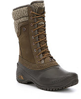 The North Face Women s Shellista II Waterproof Mid Boots