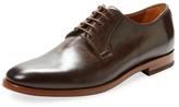 Antonio Maurizi Plain-Toe Derby Shoe