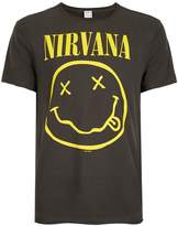 Amplified Washed Grey Nirvana T-shirt*