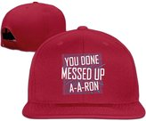LTEBLO You Done Messed Up baseball cap hip hop hat (5 colors)