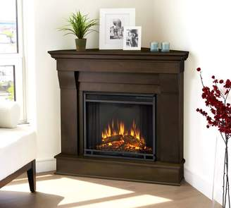 Pottery Barn Real Flame®; Chateau Corner Electric Fireplace