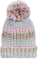 Very Girls Pastel Sparkle Beanie Hat