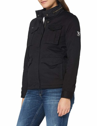 Superdry Women's Classic Rookie Borg Jacket Transitional