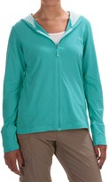 Columbia PFG Reel Beauty Omni-Wick® Hoodie - UPF 15, Full Zip (For Women)