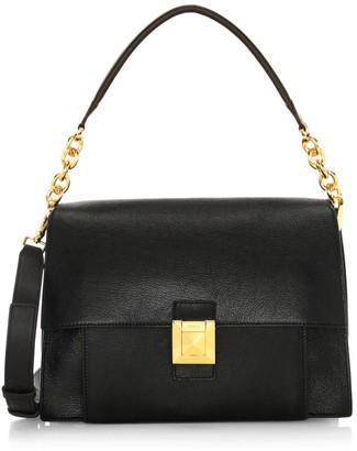 Furla Medium Diva Leather Shoulder Bag