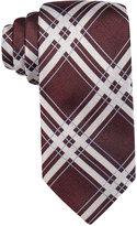 Ryan Seacrest Distinction Men's Bedford Slim Grid Tie, Only at Macy's