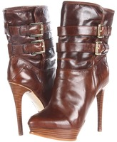 MICHAEL Michael Kors Mae Boot (Mocha) - Footwear