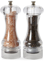 Olde Thompson Mercury Pepper & Himalayan Pink Salt Mill Set