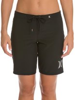 "Hurley Women's Phantom Solid 9"" Beachrider Boardshort 8112706"