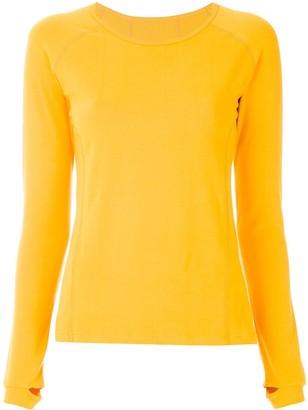 Track & Field Contemporanea Coolcotton Stretch blouse