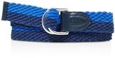 Polo Ralph Lauren Braided Two Tone Belt