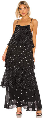 Anine Bing Daisy Maxi Dress