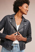 AG Jeans The Larissa Leather Moto Jacket