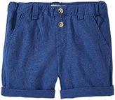 Wheat August Shorts (Baby) - Deep Ocean - 18 Months