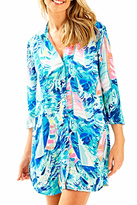 Lilly Pulitzer Emerald Beach Cover Up Tunic