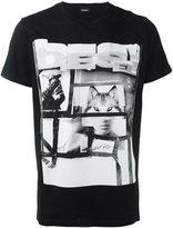 Diesel 'T-Diego-HF' T-shirt - men - Cotton - XXL