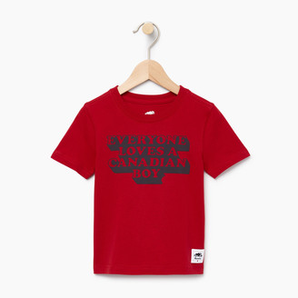 Roots Toddler Canadian Boy T-shirt