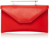 M2Malletier Annabelle clutch bag with chain strap