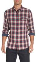 Nordstrom Men's Trim Fit Lumber Duofold Sport Shirt