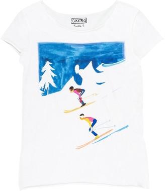 Descente G.Kero Tee Shirt - medium